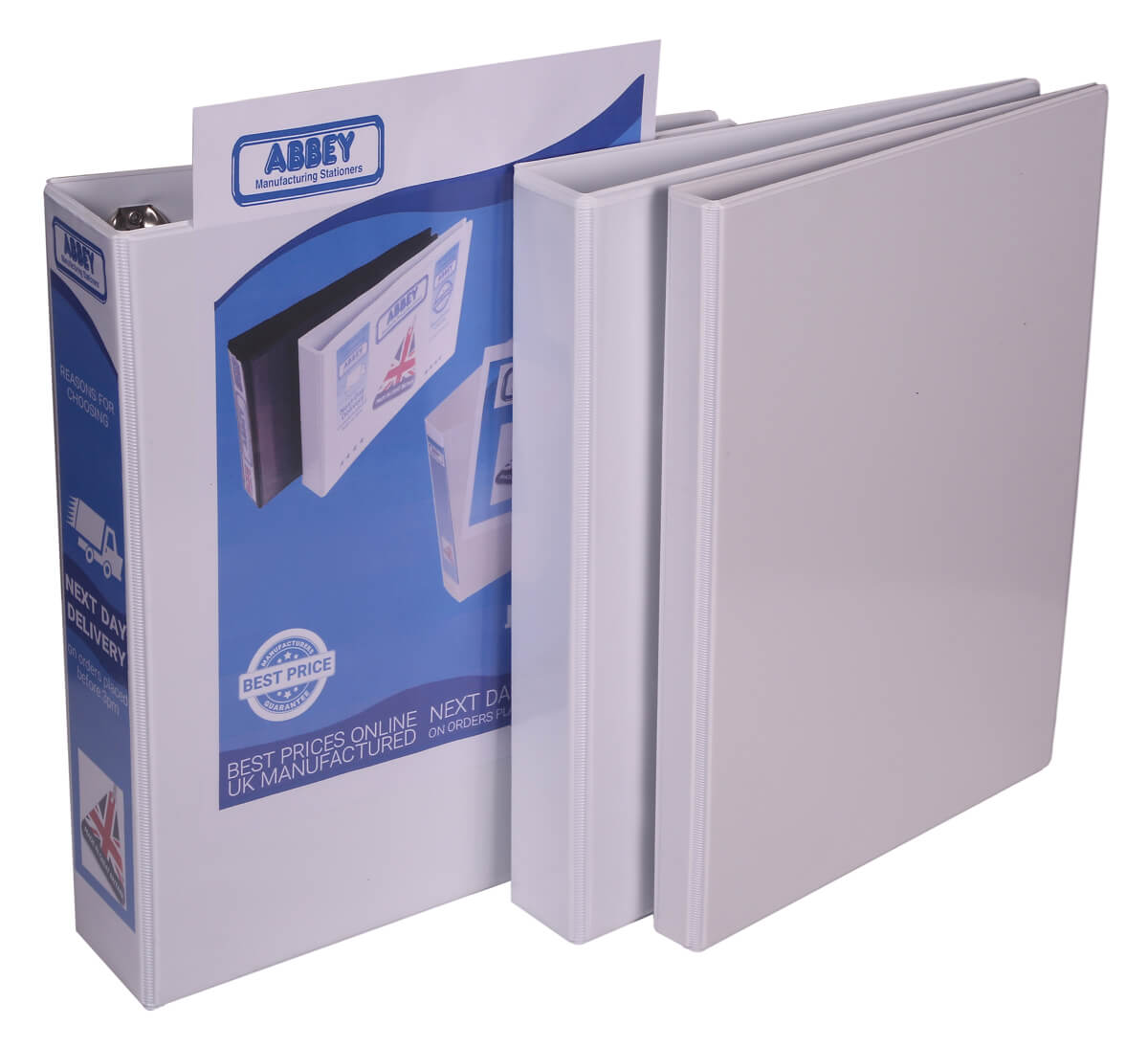 Presentation Ring Binders & Lever Arch Files