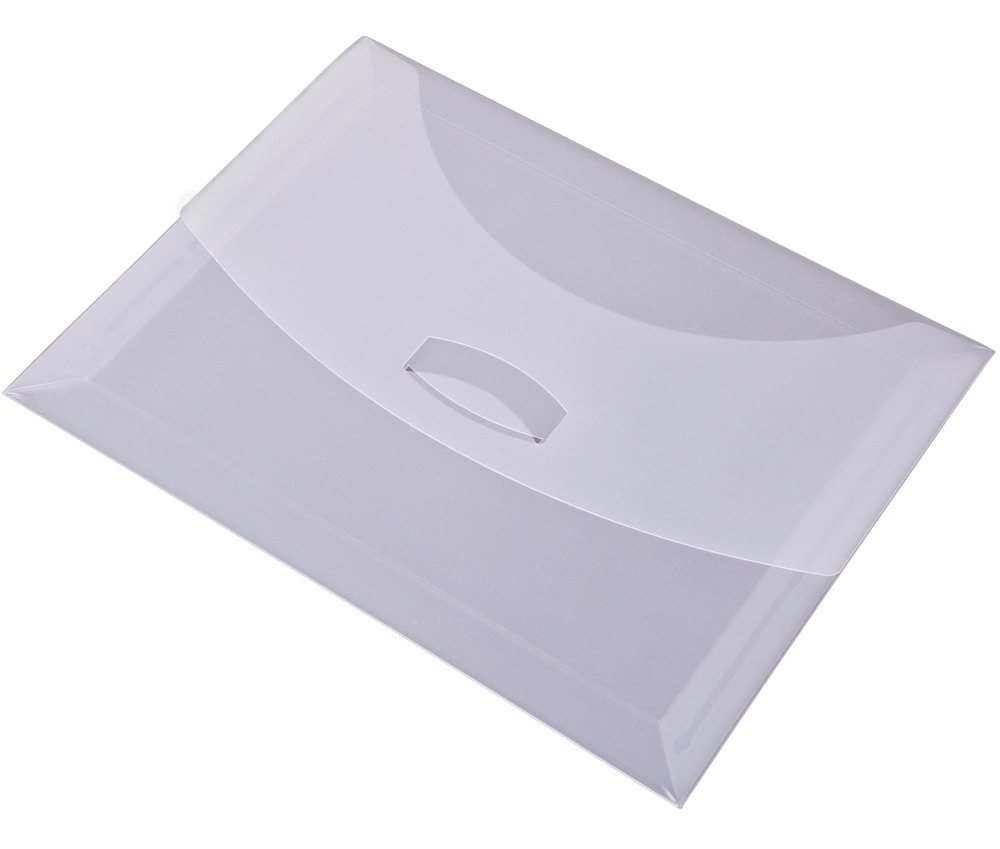 Document Wallets and Folders - Polypropylene