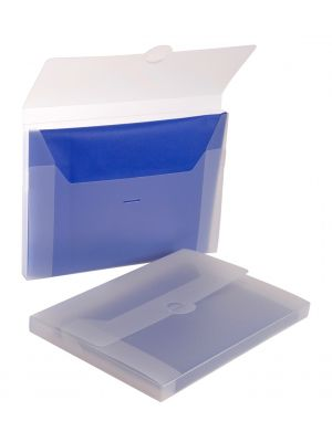 A4 Clear Document Folder