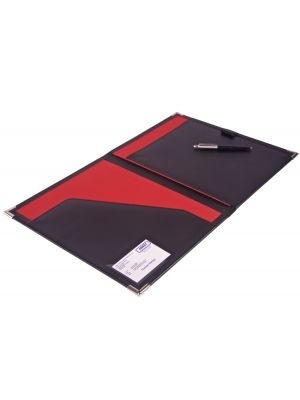 A4 Leather Folder Personalised
