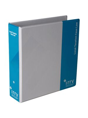 A5 Printed Ring Binder - 1 Colour