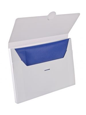 A4 White Document Box Folder