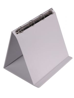 A4 White Easel Ring Binder