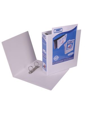 A4 White Presentation Ring Binder