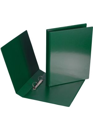 Green Ring Binder