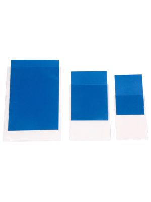 Self Adhesive Pockets A2 / A3 / A4 / A5 / A6 / A7 / A8