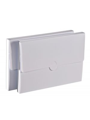 White Document Folder