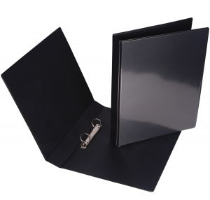 A4 Black Ring Binders